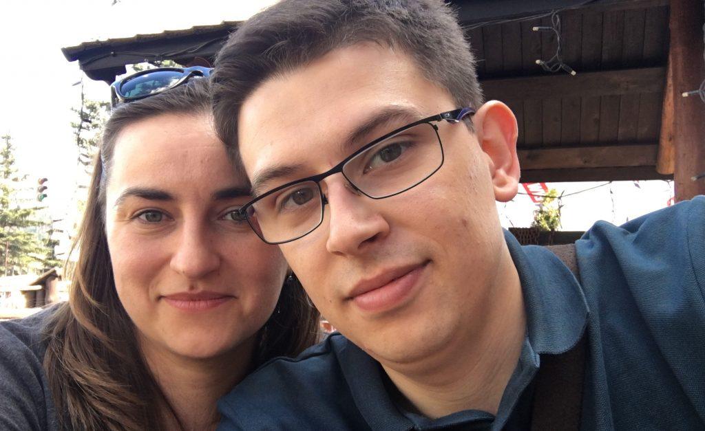 Magdalena i Grzegorz